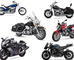 Motorcycle Vector Collection