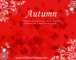 Free Autumn Background