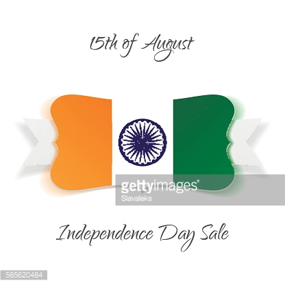 India Independence Day festive Banner