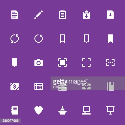 Action Vector Icons 4