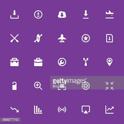 Action Vector Icons 9