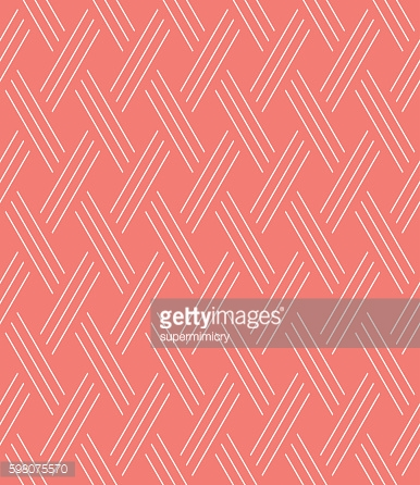 seamless vector pattern of weaved  strips.