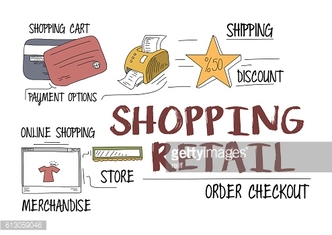 Shopping and Retail Concept