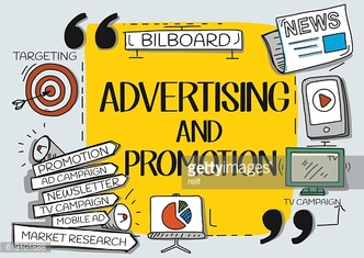 Advertising and Promo Concept