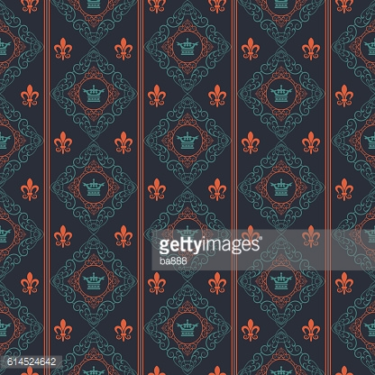 vector wallpaper seamless pattern