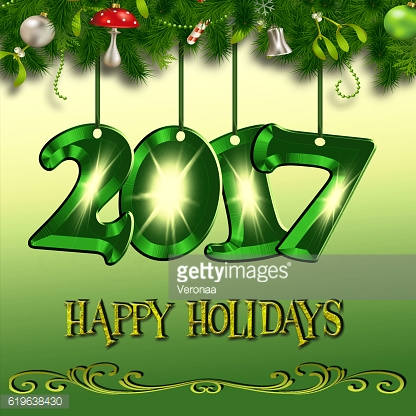 Happy Christmas and New Year 2017