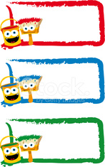Funny Paint Frames