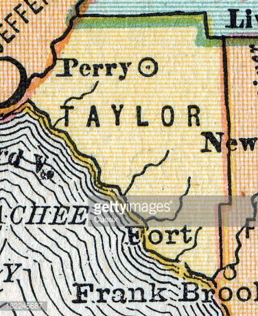 Taylor | Florida County Maps