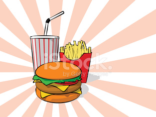 Fast food for you.
