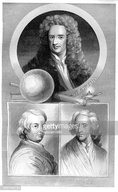 a comparison of works between john locke and isaac newton Newton's religious life and work isaac newton newton's relations with john locke newton's works cannot be fitted into any of these schemas since with.