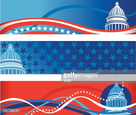 Capitol Political Banners