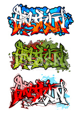 graffiti (vector)