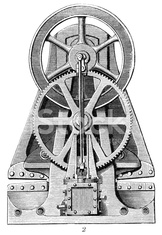 Metal punch and cutter - Industrial Revolution Machinery