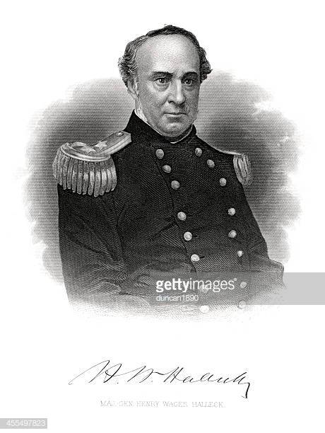 Major General Henry Wager Halleck