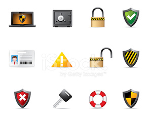 Web Icons - Internet Security