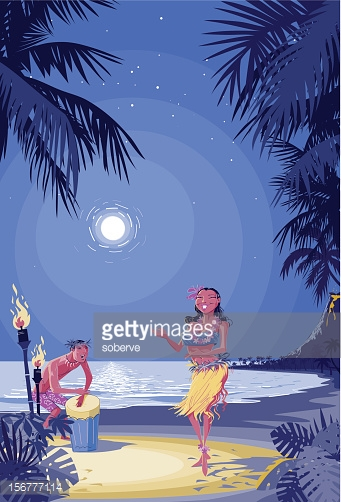 Hula by the Moonlight
