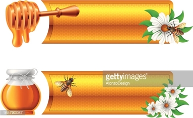 Banners with Honey