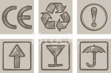 Symbols for packaging