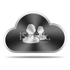 Cloud icon (persons)
