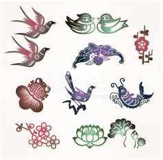 Traditional Chinese lucky symbols