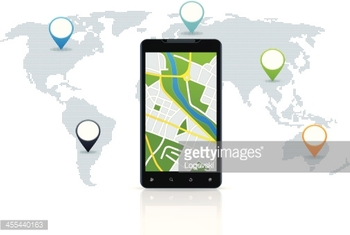 Mobile phone navigation