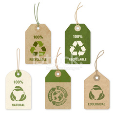 Eco Price Tags