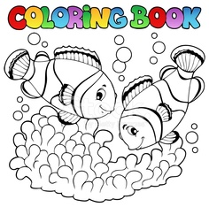 Stock photos for Children s fish book