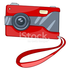 çizgi Film Ev Appliences Kamera Stock Photos Vectorhqcom