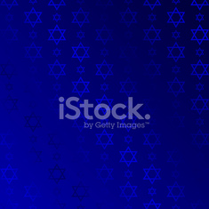 blue texture with stars of david