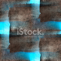 watercolor seamless black, blue background texture abstract pain