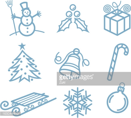 Little Christmas Icons
