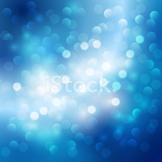 Blue light background