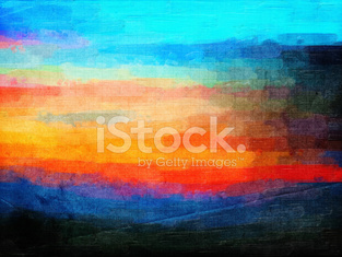 Bright abstract art vintage background