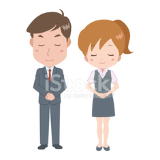 business_greeting