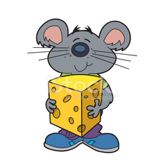 Mouse Got Cheese