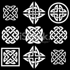 Celtic knots collection
