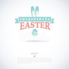 Vector ldesign element of easter holiday.