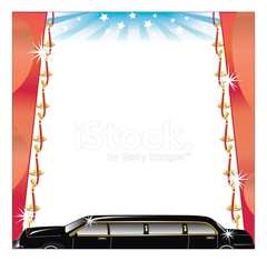 Limo Red Carpet Frame