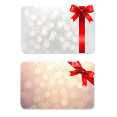 Bows And Blank Gift Tags