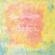 Pink, Yellow and Blue Texture