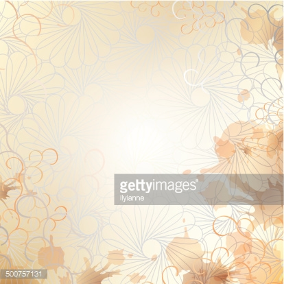 Soft and romantic letter or invitation background