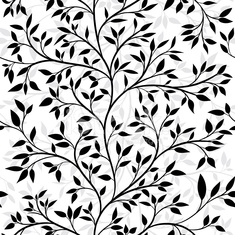 tree seamless pattern