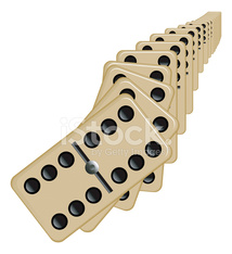 Dominoes Train