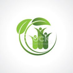 environment friendly symbol