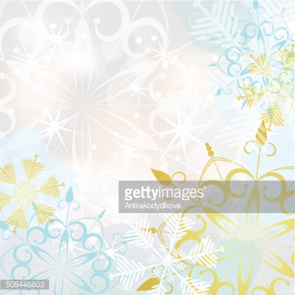 abstract seasonal winter background