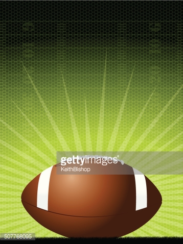 Football Graphic Background