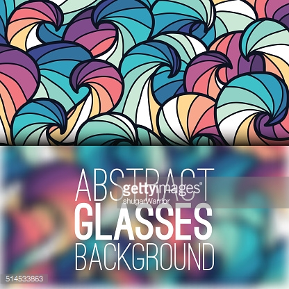 abstract ornament background concept. vector illustration design