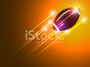 american football graphic background