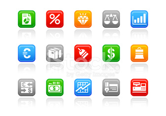 """S-Button"" Icon Series 
