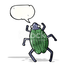 cartoon giant beetle
